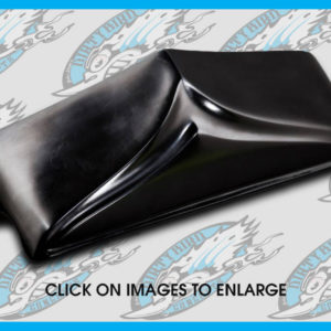 Harley Street Glide lower fairing cap