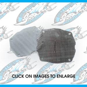 Harley fairing speaker grills