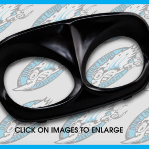 Harley Davidson headlight bezel for Road Glide by John Shope