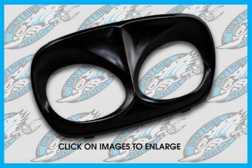 Harley Davidson headlight bezel for Road Glide by John Shope