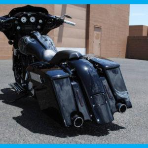 Harley Davidson Bagger Rear End Kit Platinum Package 1997 to 2013 on harley davidson rear fender lights, harley davidson lower fairing wiring harness, harley davidson trailer wiring harness,
