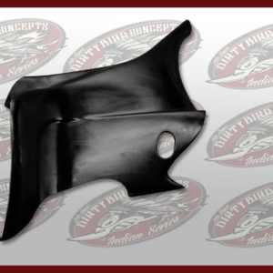 Indian Bagger Motorcycle side covers