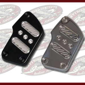 Indian front master cylinder brake cover for Indian Motorcycles