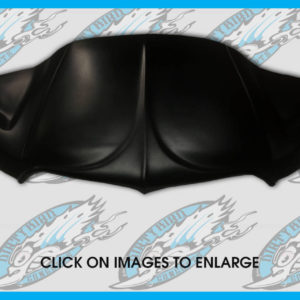 Harley Road Glide windshield replacement cap