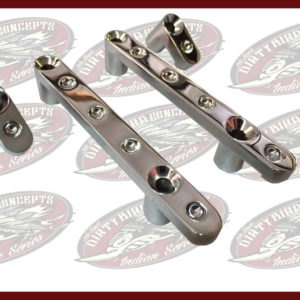 Indian Motorcycle Front Fender Mounting Links for Raising Your Fender to Accommodate a Big Wheel