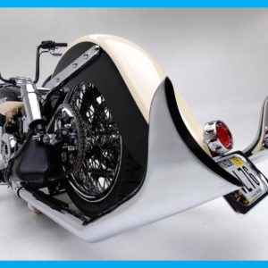 Harley Softail exhaust pipes El Jefe