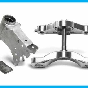 Harley Davidson Softail weld-on neck kit