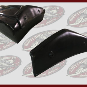 Indian Motorcycle tour pack back rest pan