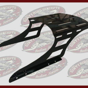 Indian Motorcycle slotted tour pack rack mount