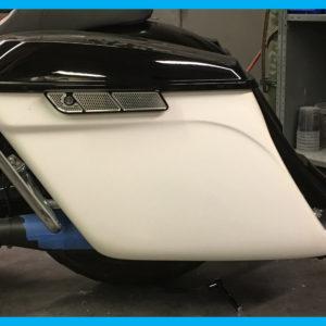 Harley motorcycle saddlebags