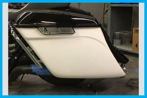 Harley motorcycle saddlebags