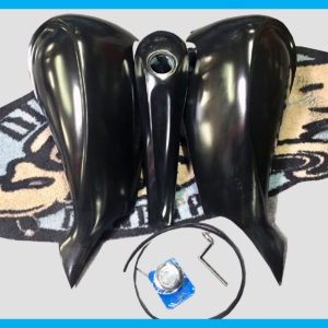 Harley gas tank kit