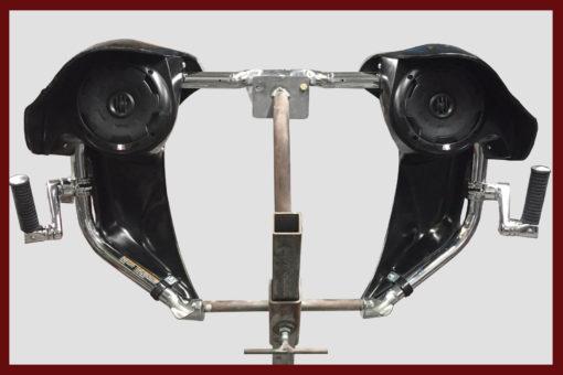Indian Motorcycle Leg Warmers